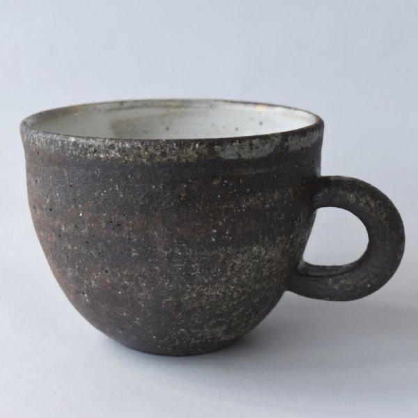 画像1: 松韻窯 マグカップ (1)
