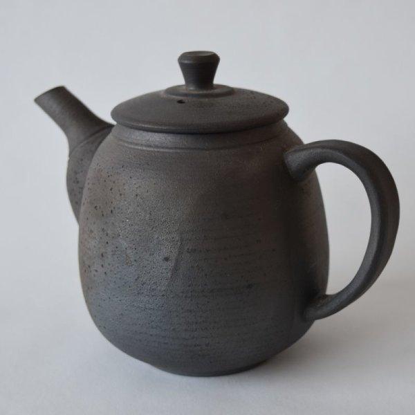 画像1: 陽窯 焼〆ポット (1)